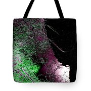 Over Halfway There Tote Bag