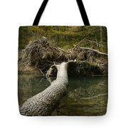 Over On Clover Tote Bag