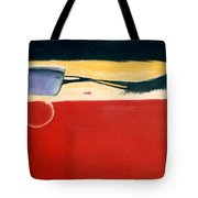 Over Optics Tote Bag