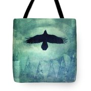 Over The Edges Tote Bag