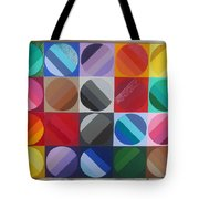 Over The Rainbow 2 Tote Bag