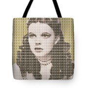 Over The Rainbow Gold Tote Bag