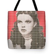 Over The Rainbow Red Tote Bag