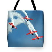 Over The Top Tote Bag