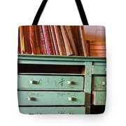 Over The Years Tote Bag