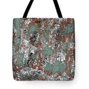 Overactive Christmas Celebration - V1slf100 Tote Bag
