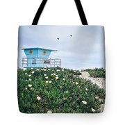 Overcast Sunday Tote Bag