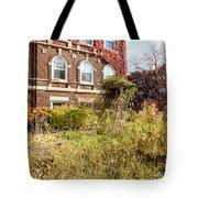 Overgrown Fall Garden Tote Bag