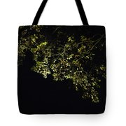 Overhead Branch Tote Bag
