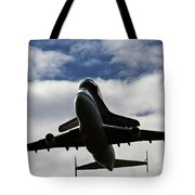 Overhead Discovery Tote Bag
