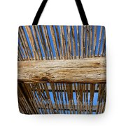 Overhead Shelter Tote Bag