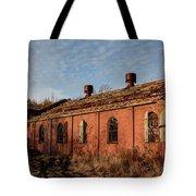 Overholt Sunset Tote Bag