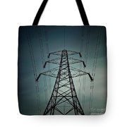 Overland Power  Tote Bag