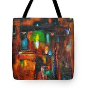 Overlighting Tote Bag