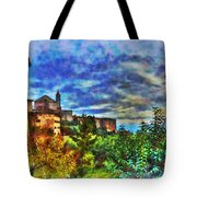 Overlook 2 Tote Bag