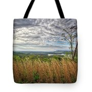Overlook At Talking Rock Creek Tote Bag