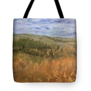 Overlook On Sawbill Trail Tote Bag
