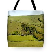 Overlooking Milldale Tote Bag