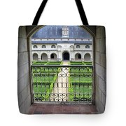 Overlooking The Gardens Tote Bag