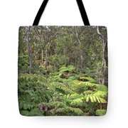 Overlooking The Rainforest Tote Bag