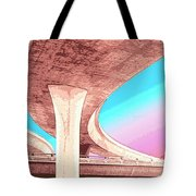 Overpass Two Tote Bag