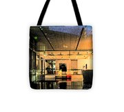 Overture In Tote Bag