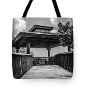 Overview Stop Tote Bag