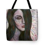 Overwhelming Love Tote Bag