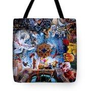 Owatonna Art Center Mural Tote Bag
