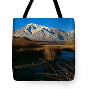 Owens River Valley Bishop Ca Tote Bag