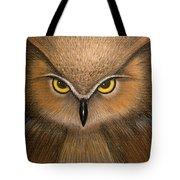 Wise Eyes Tote Bag