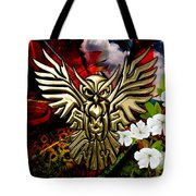 Owl In Flightcollectioni Tote Bag