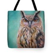 Owl No.5 Tote Bag
