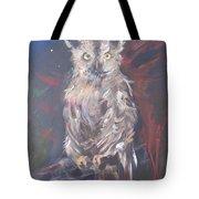 Owl Watchers Tote Bag by Paula Marsh