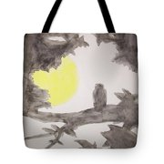 Night Tote Bag