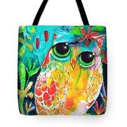 Owlette Tote Bag
