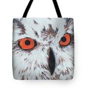 Owlish Eyes Tote Bag