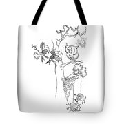 Owls Crows Sipders Tote Bag