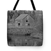 Owls Head Barn Tote Bag