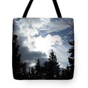 Owls Head Sky Tote Bag
