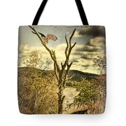Owls Roost Tote Bag