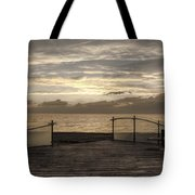 Owner Of A Lonely Heart - In Memory Of Chris Squire  Tote Bag