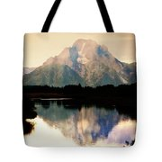 Oxbow Bend 14 Tote Bag