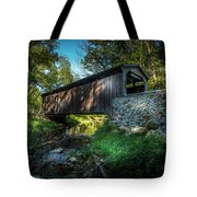 Oxford Pennsylvania Bridge Tote Bag