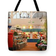 Oxford's Covered Market Tote Bag