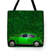 Oyama Bug Tote Bag by Rod Sterling