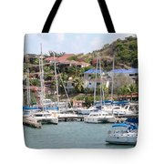 Oyster Bay Marina Tote Bag