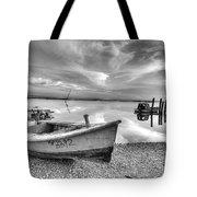 Oyster Boat Ap3392 Tote Bag