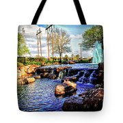 Oyster Creek Tote Bag