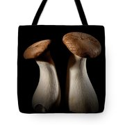 Oyster Mushrooms Tote Bag